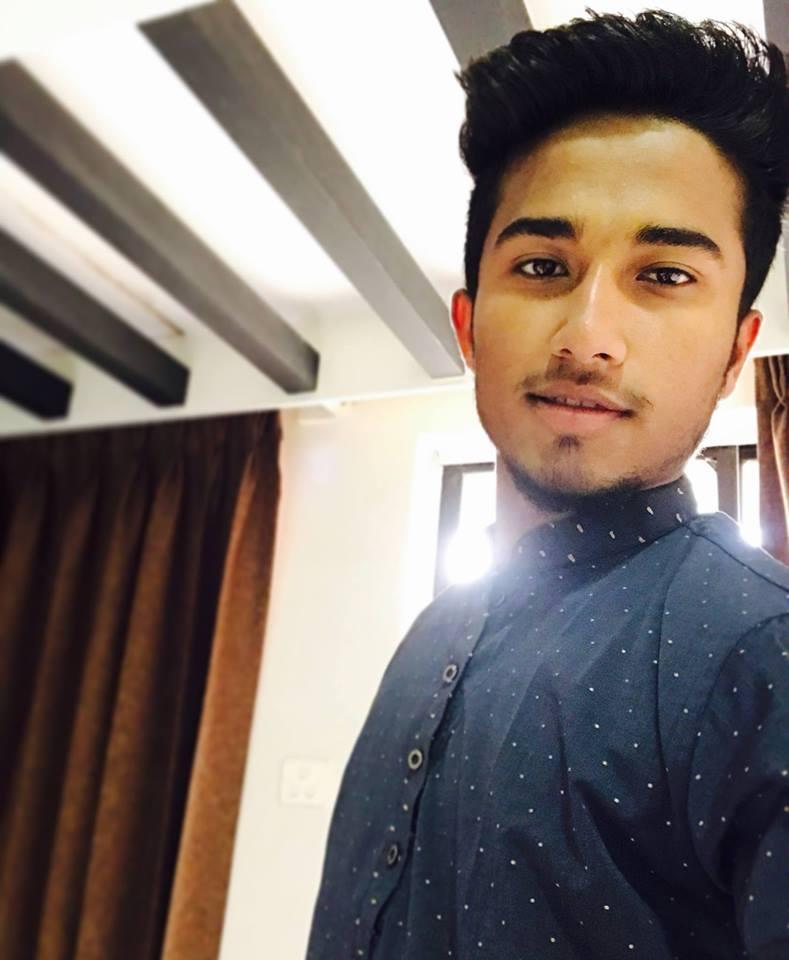 Afif Hossain Dhrubo Haircut
