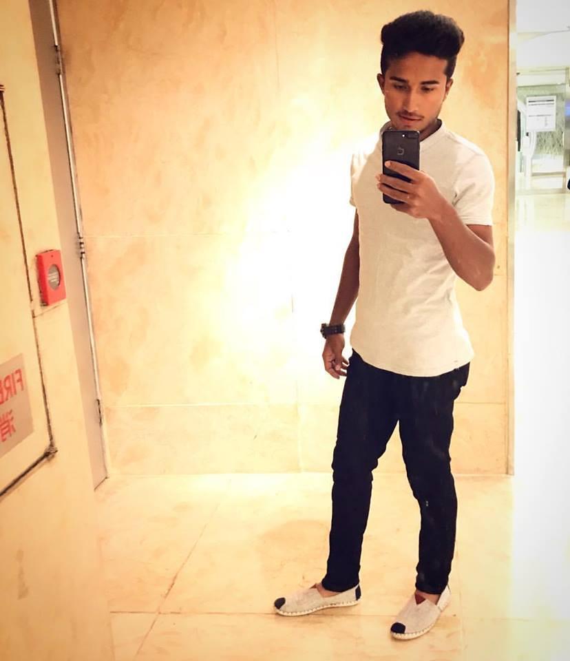 Afif Hossain Dhrubo Haircuts