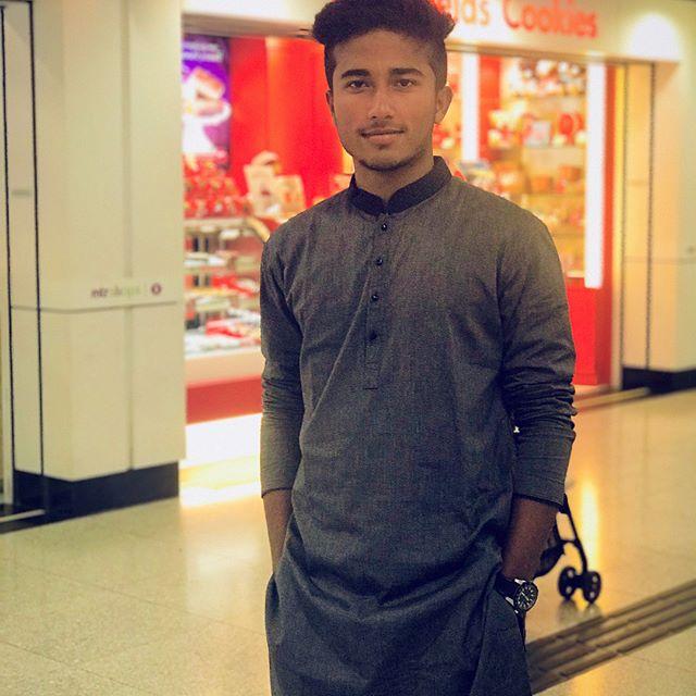 Afif Hossain Dhrubo Haircuts1