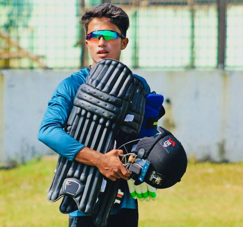Afif Hossain Dhrubo Hairstyles