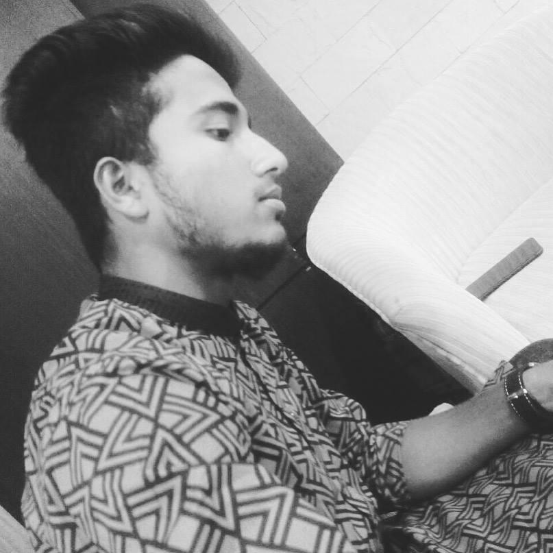 Afif Hossain Dhrubo new Haircuts