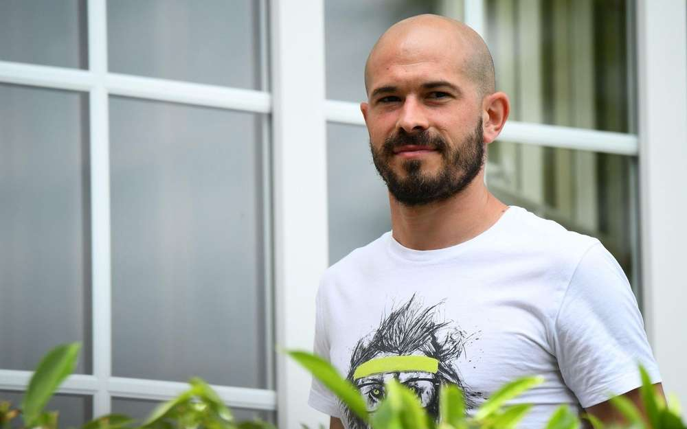 Christophe Jallet Haircut