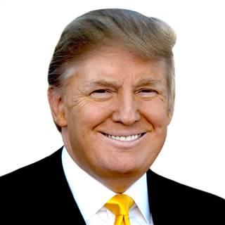 Donald Trump Haircuts