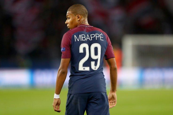 Kylian Mbappe Haircut
