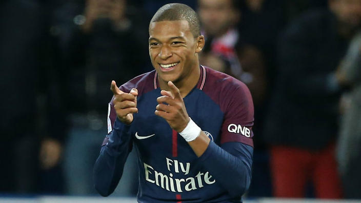 Kylian Mbappe Hairstyle