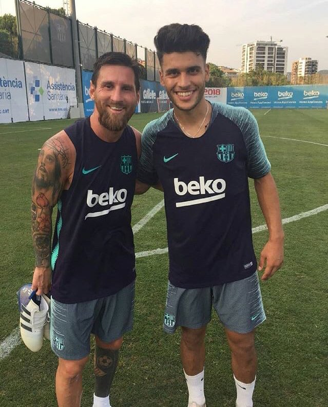 Mohamed-Ezzarfani-with-Messi