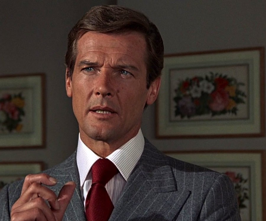 Roger Moore Hairs