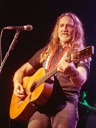 Willie Nelson Haircuts