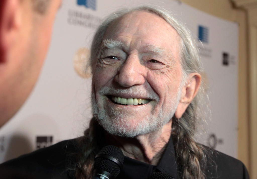 Willie Nelson Hairstyle