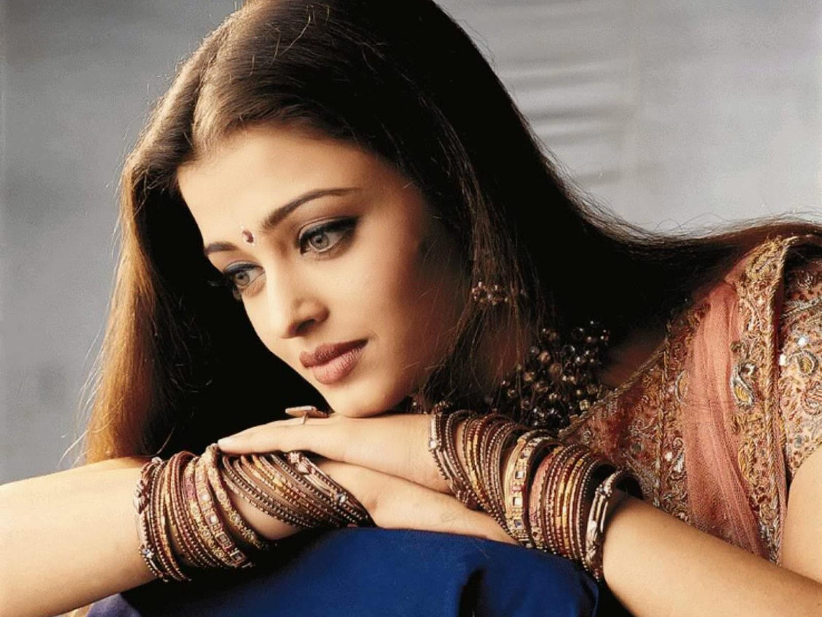 Aishwarya Rai Haircut