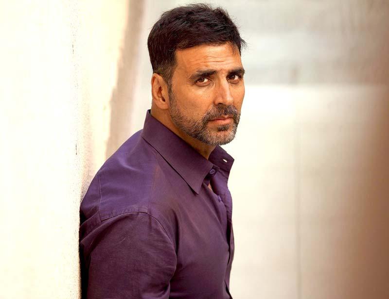 Akshay Kumar beard