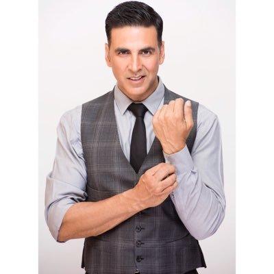 Akshay Kumar new look