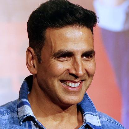 Akshay Kumar smile pic