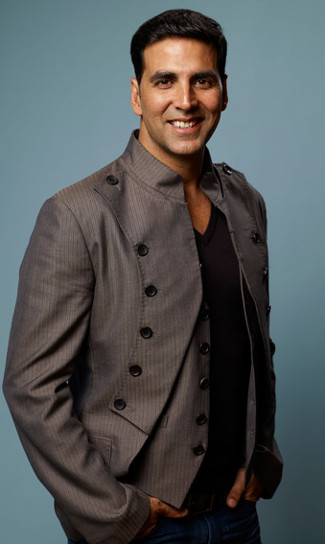 Akshay Kumar smile