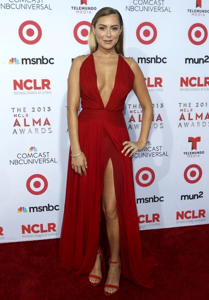 The 2013 NCLR ALMA Awards  Featuring: Alexa Vega Where: Pasadena, California, United States When: 27 Sep 2013 Credit: FayesVision/WENN.com