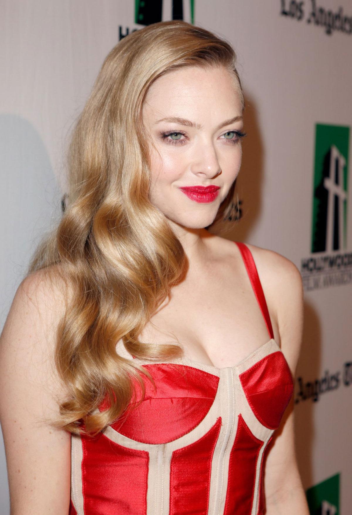 AMANDA SEYFRIED at 16th Annual Hollywood Film Awards Gala in Beverly Hills