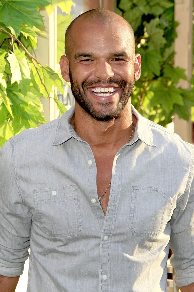 Amaury Nolasco beard styles