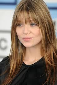 Amber Benson Hair color