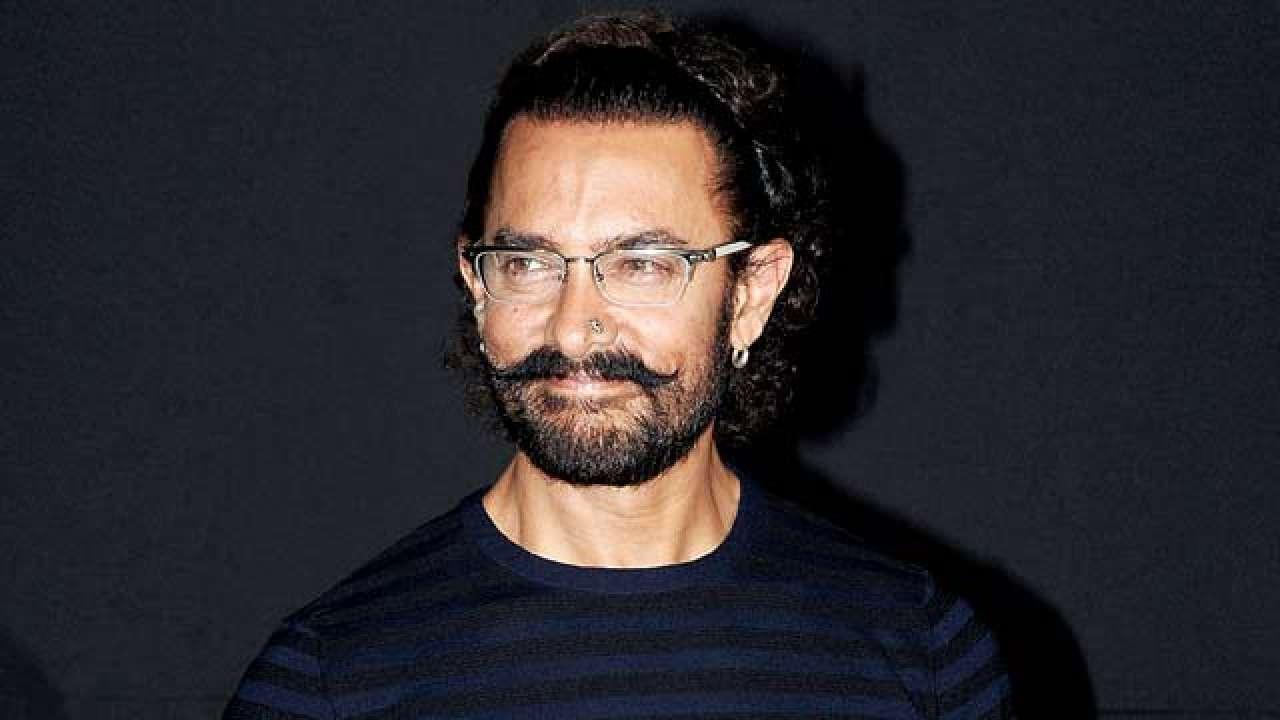 Aamir Khan new look 2018