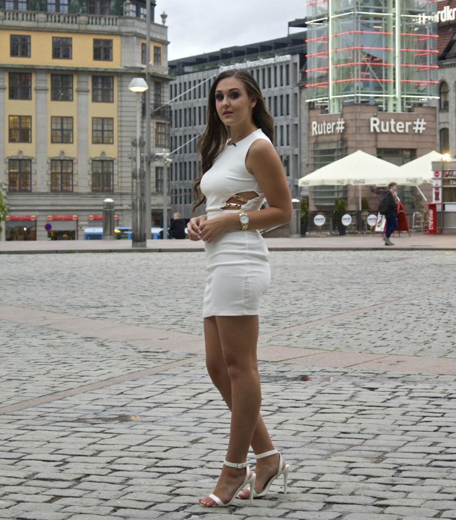 Anna Rasmussen model 2017