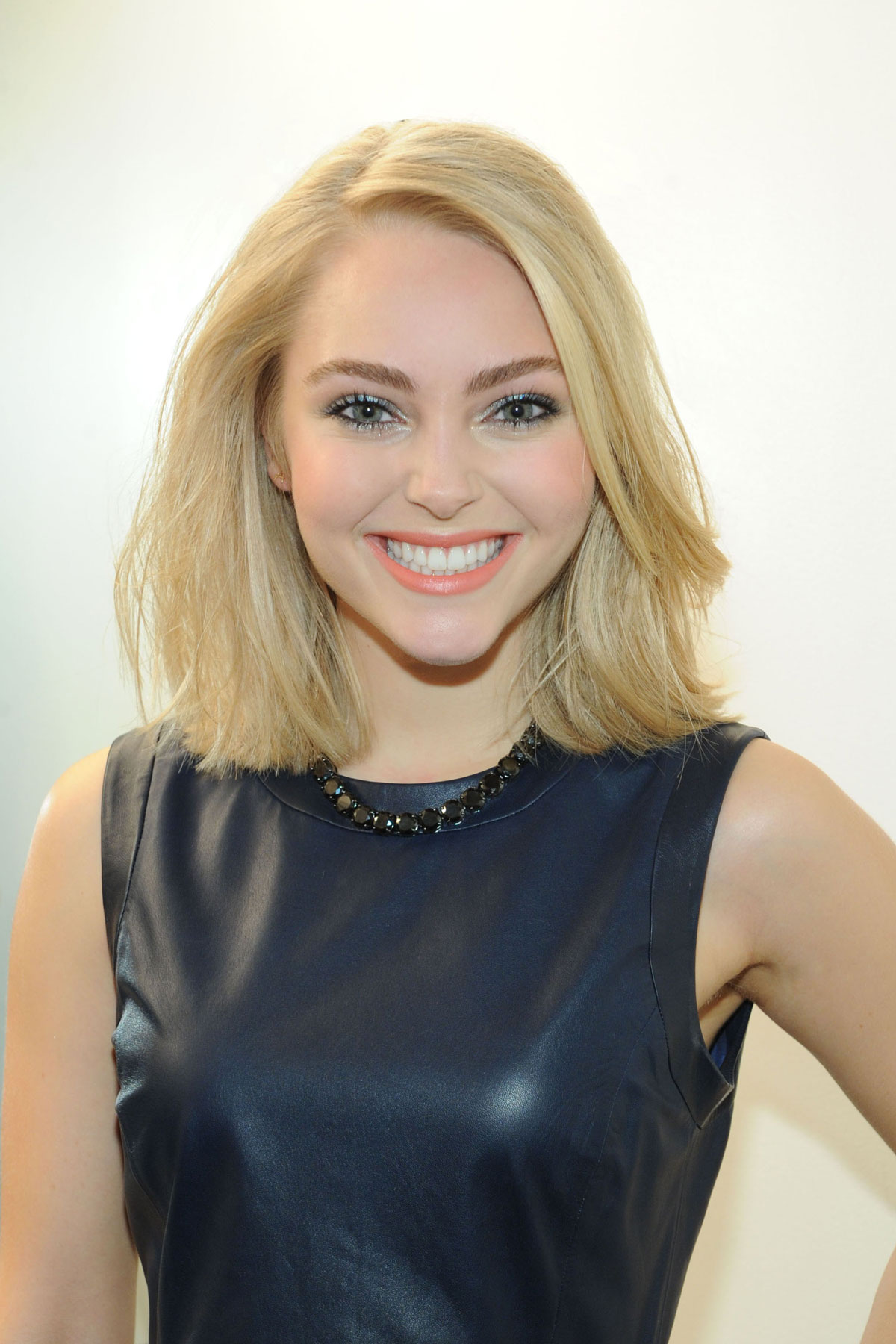 ANNASOPHIA ROBB at The Today Show in New York