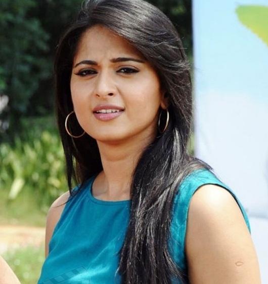 Anushka Shetty Haircut