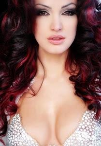 bleona-qereti-color-hair