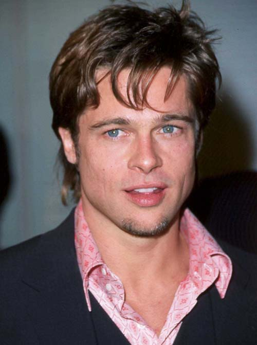 Brad Pitt Pic Credit: WENN