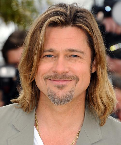 brad-pitt-hairstyles-casual-long-hair