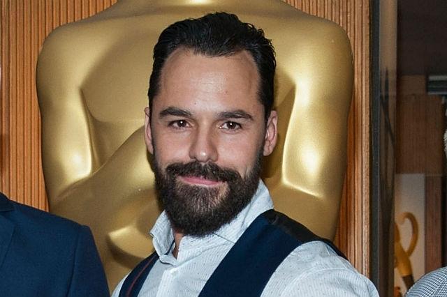 Casper Crump beard 2017