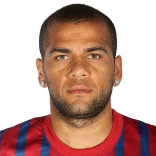 Daniel Alves da Silva Hairstyle