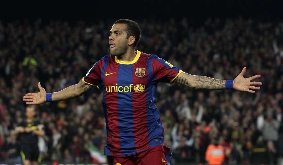 Daniel Alves da Silva goals