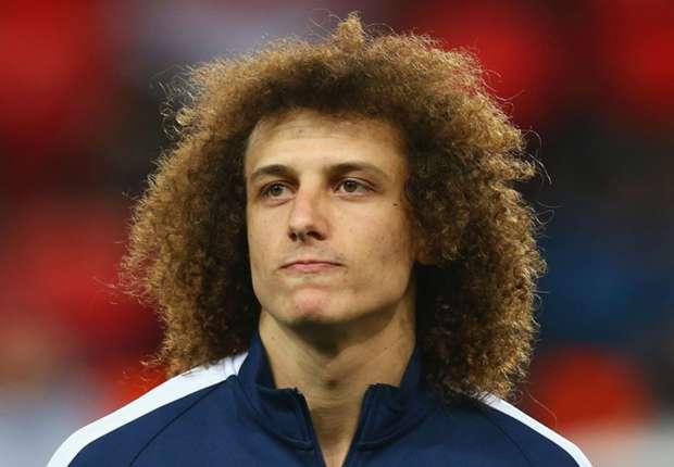 David Luiz Haircuts