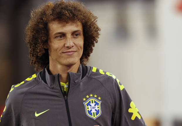 David Luiz new Haircuts