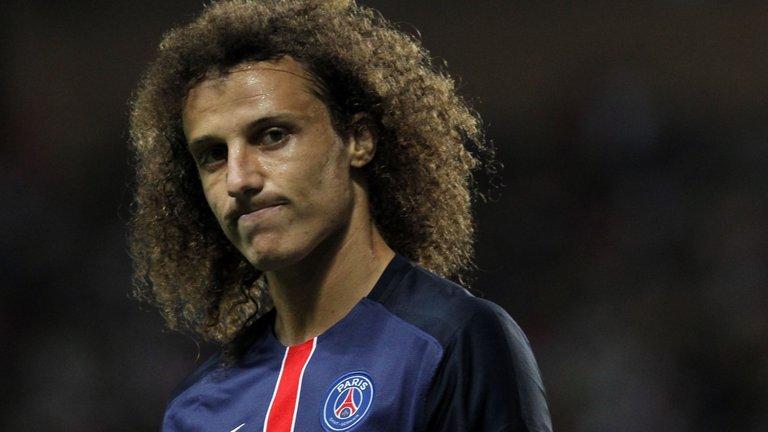 David Luiz new Hairs