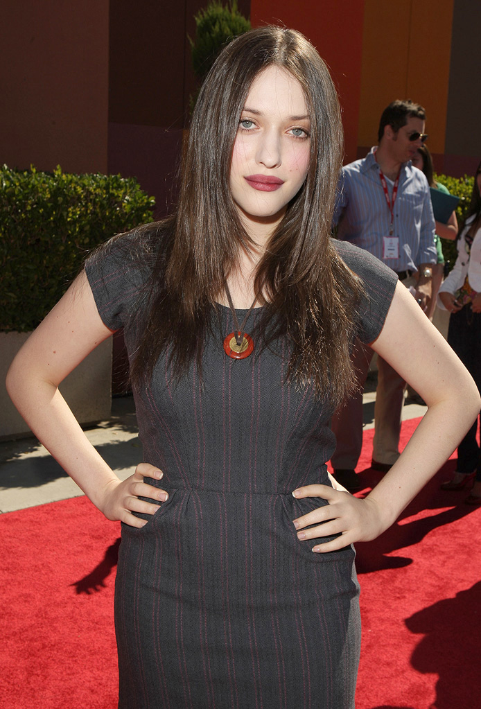 Actress Kat Dennings arrives to Variety's Power of Youth Benefit