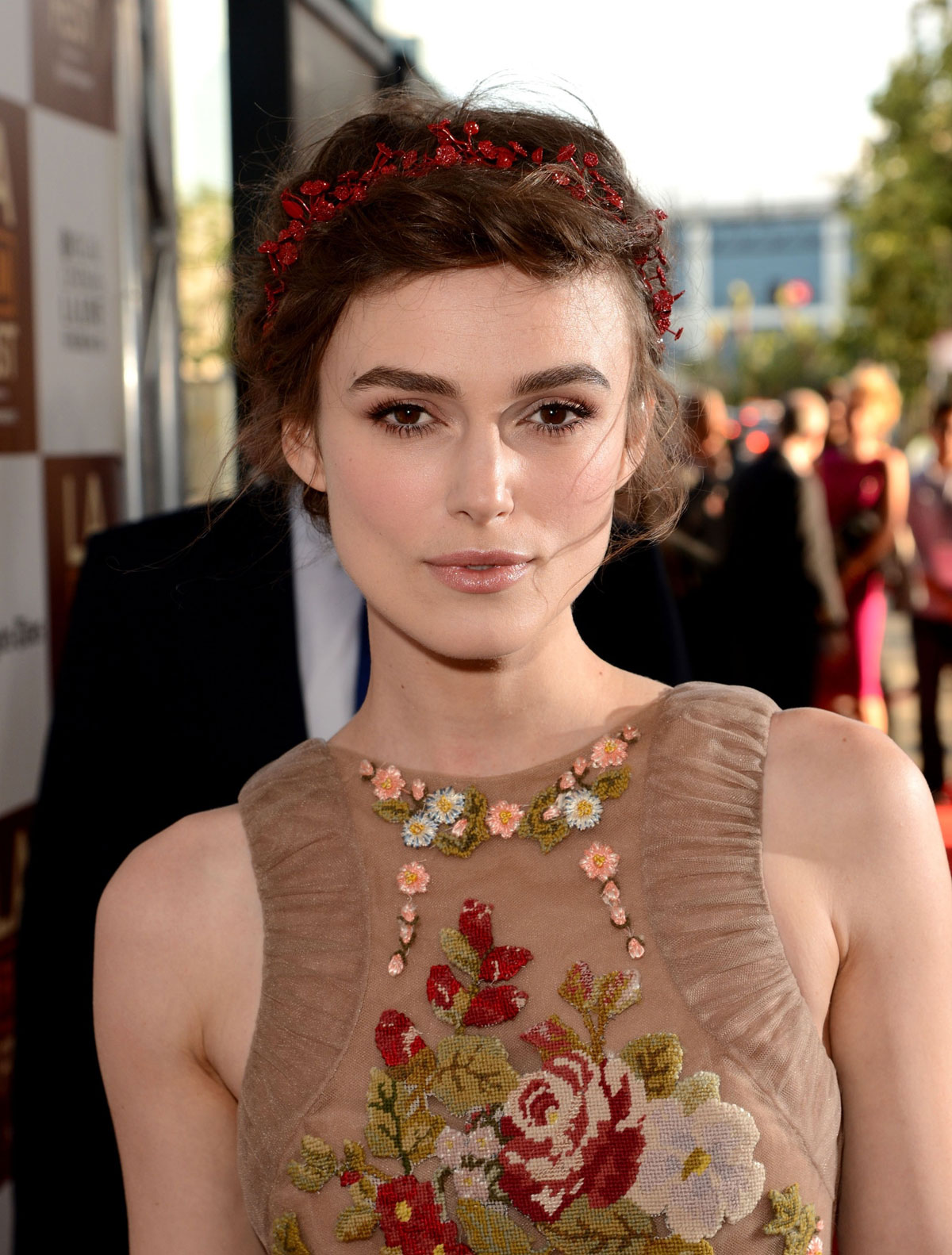 KEIRA KNIGHTLEY at Seeking A Friend For The End Of The World Premiere in Los Angeles