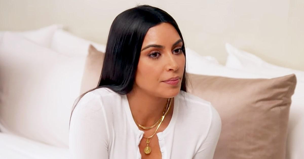 Kim Kardashian new hairstyles