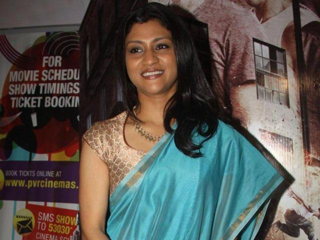 Konkona Sen Sharma Haircuts 2017
