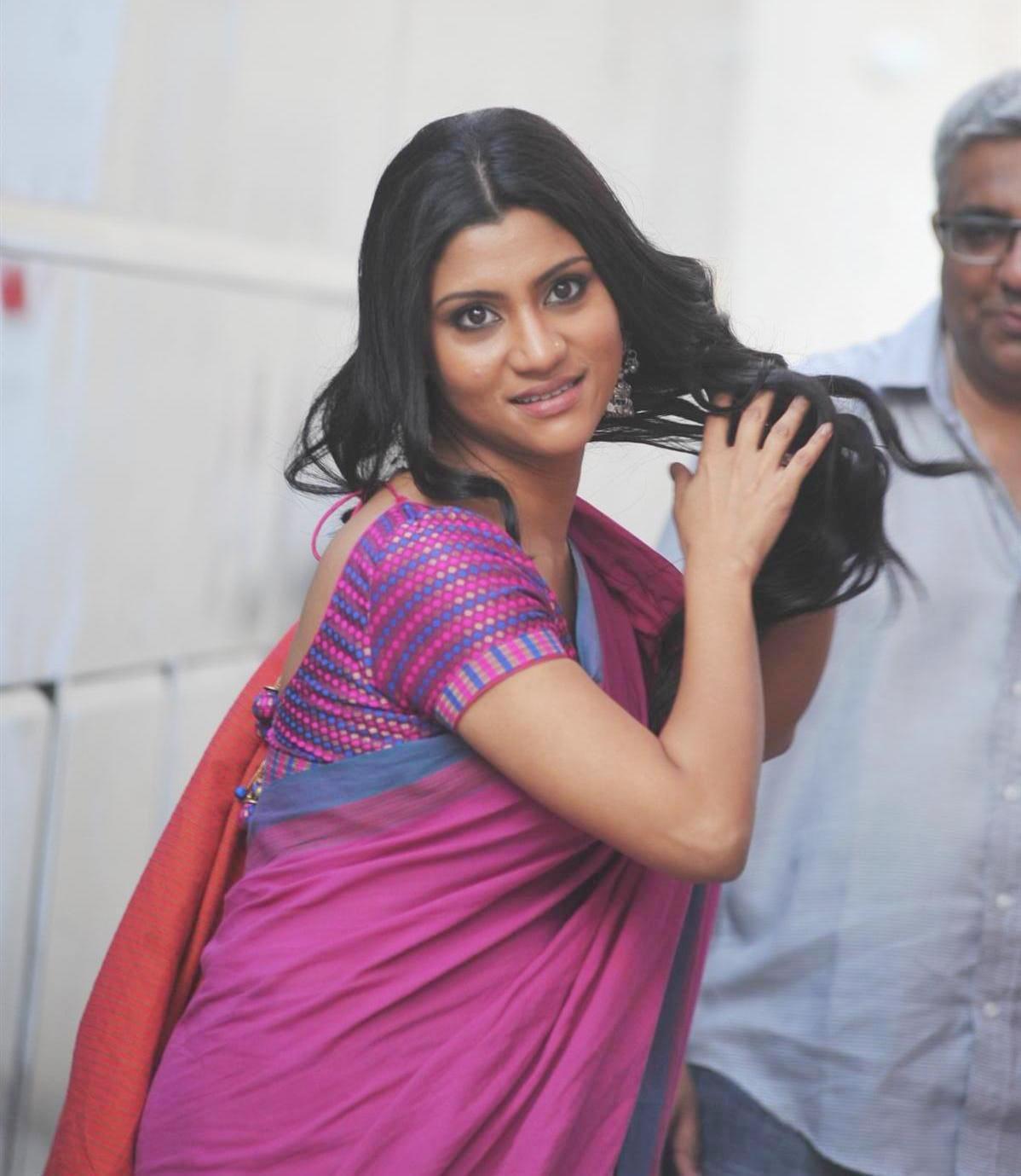 Konkona Sen Sharma Haircuts