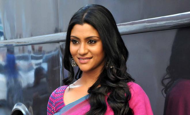 Konkona Sen Sharma Hairstyle