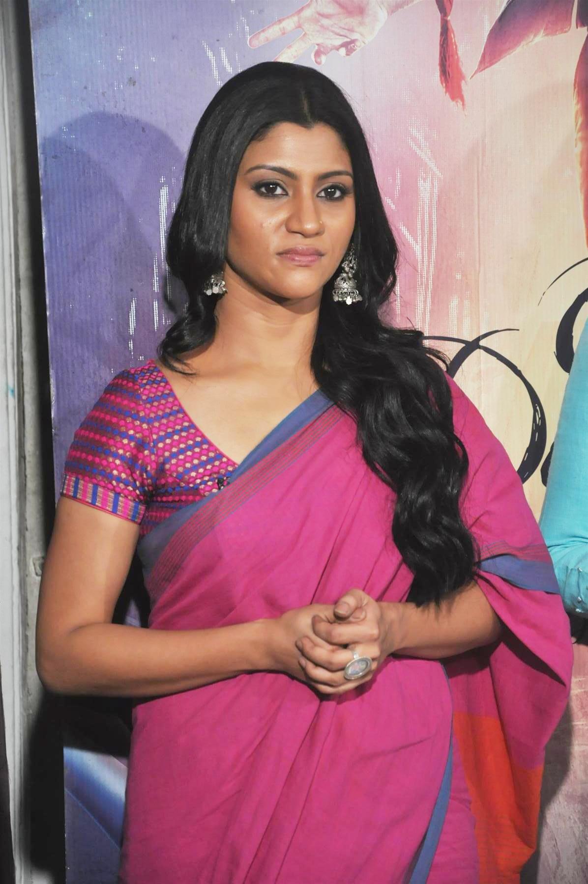 Konkona Sen Sharma Hairstyles2