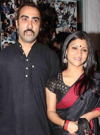 Konkona Sen Sharma husband