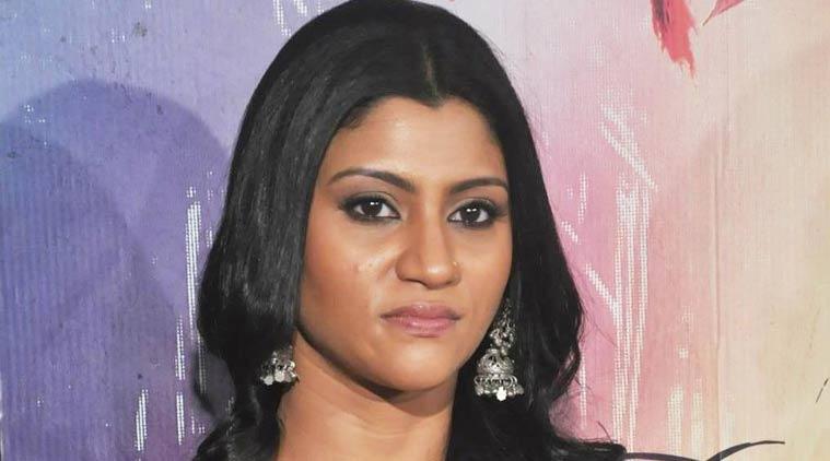 Konkona Sen Sharma new Haircuts