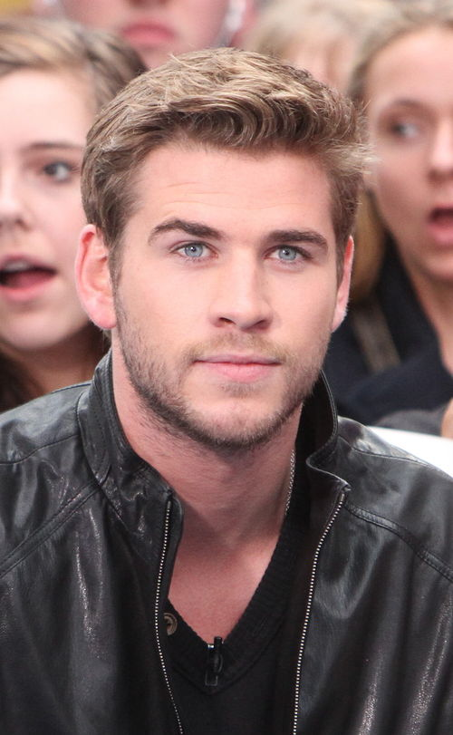 Liam Hemsworth new Haircuts
