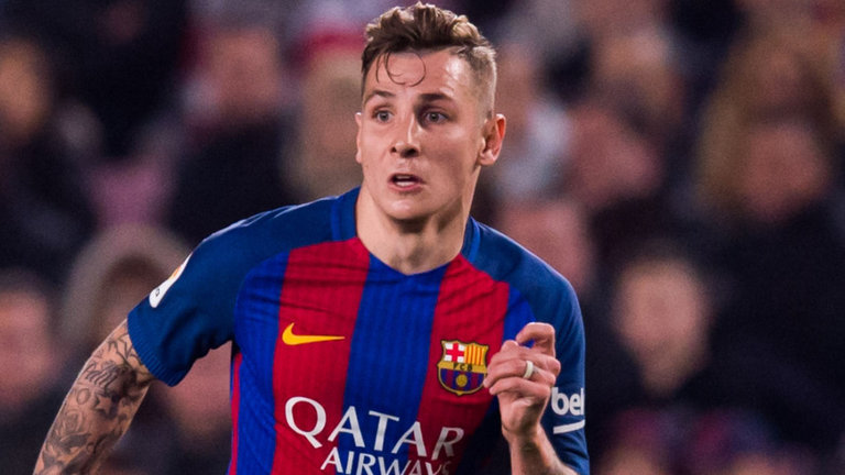 Lucas Digne Hairstyle