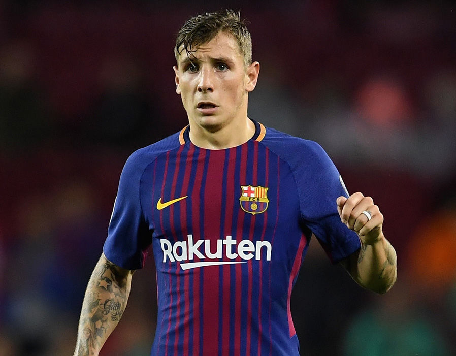 Lucas Digne Hairstyles 2018