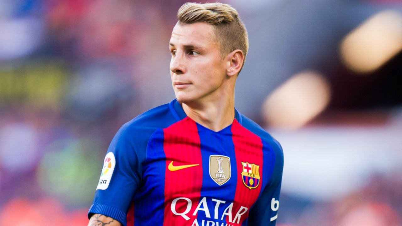 Lucas Digne Hairstyles