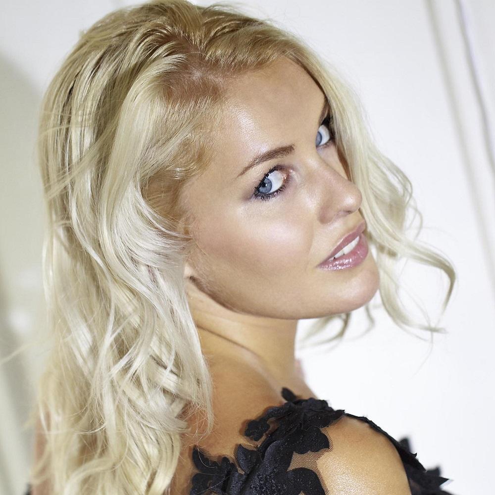 Malene Mortensen Hairstyle