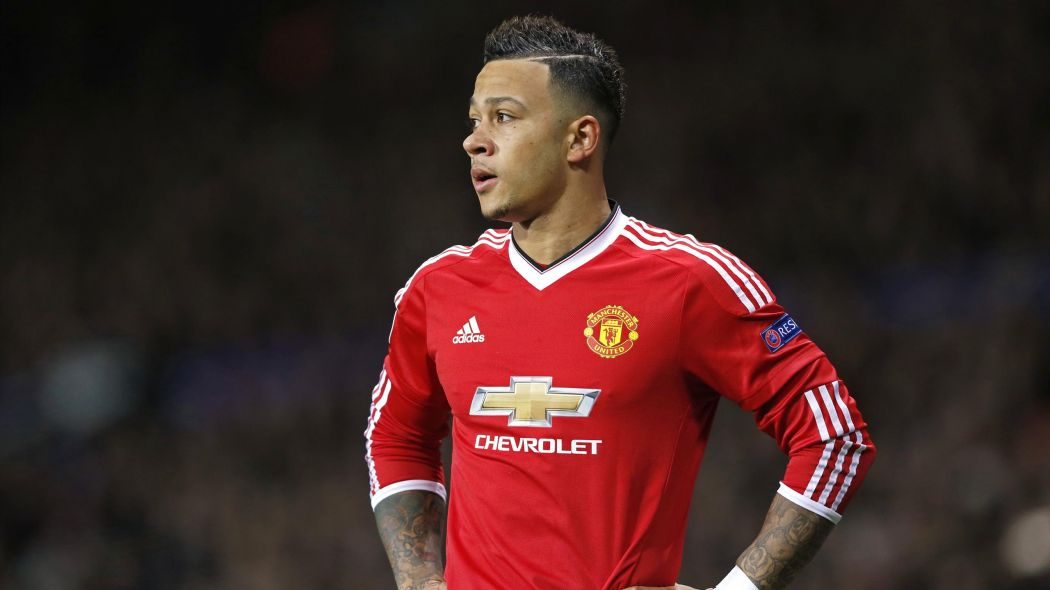 Memphis Depay Hairstyle